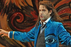 San Diego Opera Brings 'Barber Of Seville' To Drive-In