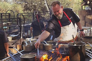 Port Of Entry Podcast: Valle De Guadalupe Chef Turns Pandemic Problems Into S...