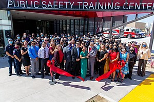 Southwestern College Dedicates Safety Training Center And Commemorates 9/11