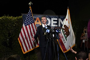 Gov. Newsom Keeps His Seat After A Majority Of California Voters Reject The R...