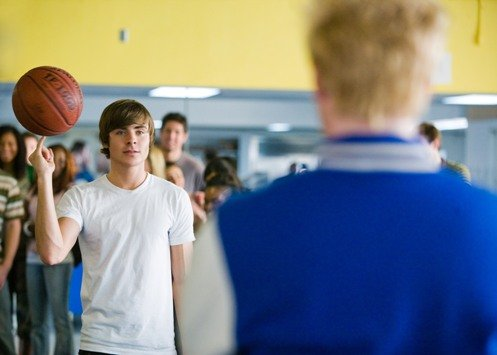 Zac Efron goes back to high school in 17 Again, the title's fairly self explanatory.