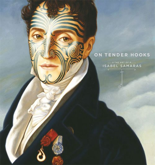 Cover of the book On Tender Hooks: The Art of Isabel Samaras.
