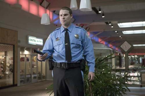 Seth Rogen, Mall Cop in Observe and Report