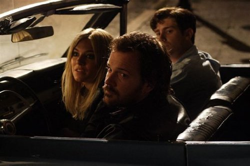 Sienna Miller, Peter Sarsgaard and Jon Foster in The Mysteries of Pittsburgh