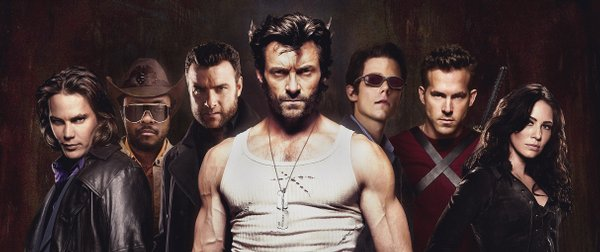 Wolverine is the first of the X-Men Origins films.