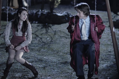Emma Roberts and Rory Culkin in Lymelife