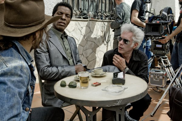 Jim Jarmusch directing The Limits of Control
