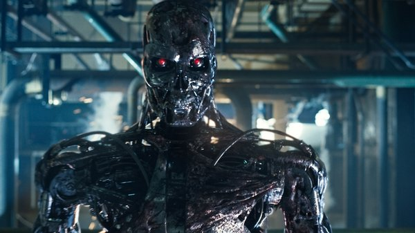 The late visual effects master Stan Winston's fine work is on display in Terminator Salvation