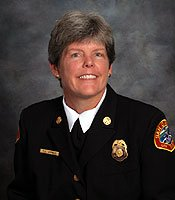 San Diego Fire Chief Tracy Jarman