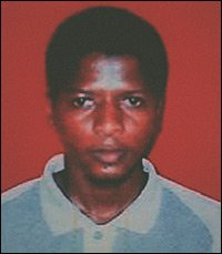 Ahmed Khalfan Ghailani, seen in an undated photo from the U.S. District Attorney's Office, was arrested in 2004 in Pakistan.