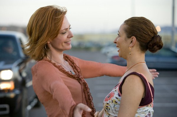 "Alison Janney and Maya Rudolph in ""Away We Go"""