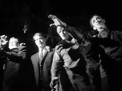 "The one that started it all... George A. Romero's ""Night of the Living Dead"""