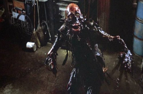 """Return of the Living Dead"" had zombies that hungered only for human brains"