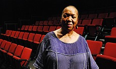 Candace Ludlow Trotter, a Common Ground theater veteran plays Dinah Washington.