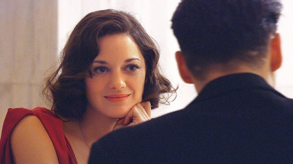 "Marion Cotillard as Dillnger's moll in ""Public Enemies"""