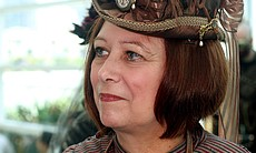 San Diegan Cindy Piselli is one of the organizers of local steampunk events.