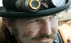 Nick Baumann is one of the founding members of the Steampunk Ghostbusters.  P...