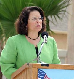 Calif. Assemblymember Lori Saldaña recently announced she will run for Ron Ro...