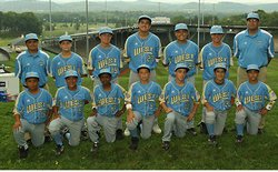 Park View Little League team