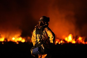 Fire Season Could Push State Budget to the Limit