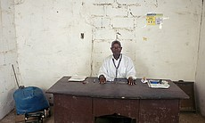 """Bureaucratics"" series, Liberia.  By Jan Banning.  2nd Place Winner."