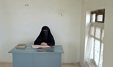"""Bureaucratics"" series, Yemen.  By Jan Banning.  2nd Place Winner."