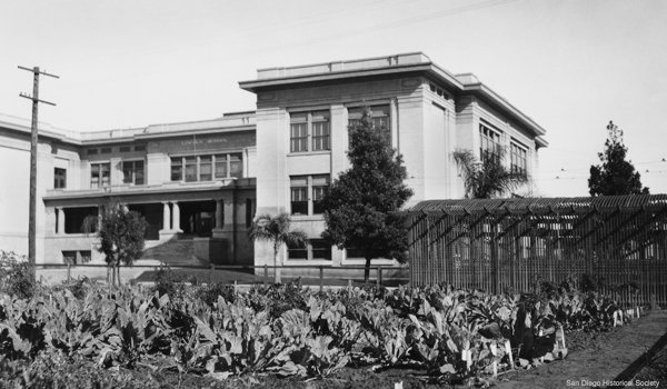 Lincoln High was established as a high school in southeast San Diego in 1955.
