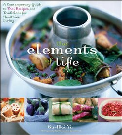 Local chef Su-Mei Yu owner of Saffron Noodles wrote a book about healthy eating for Thai food.