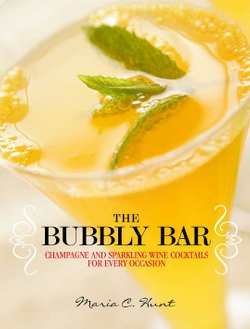 The Bubbly Girl, Maria Hunt, brings us bubbly champagne cocktails and talks about her new book.