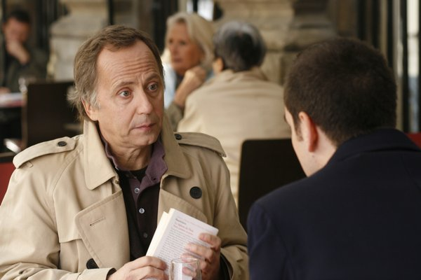 "Fabrice Luchini in ""Paris"""