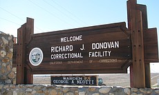 R.J. Donovan State Prison is located a few miles from the U.S.-Mexi... (2409)