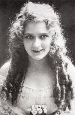 Mary Pickford, a silent film star who lived in North County, is being honored...