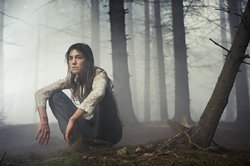 "Charlotte Gainsbourg in ""Antichrist"""