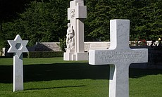 St. Mihiel American Cemetery, France.