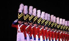 """Parade of the Wooden Soldiers"" continues to set the standard as the signature Rockette number for precision performance."