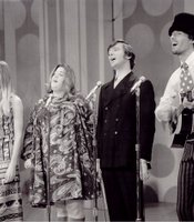 "The Mamas and the Papas brought soaring harmonies to their unforgettable anthem ""California Dreamin'"" and its follow-up ""Monday, Monday."""
