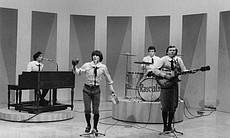 "The Young Rascals brought their ""groovy sounds"" — and groovy threads — to the..."