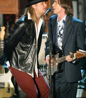 Jackson Browne and Kid Rock