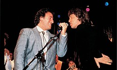 Bruce Springsteen and Mick Jagger (2900)