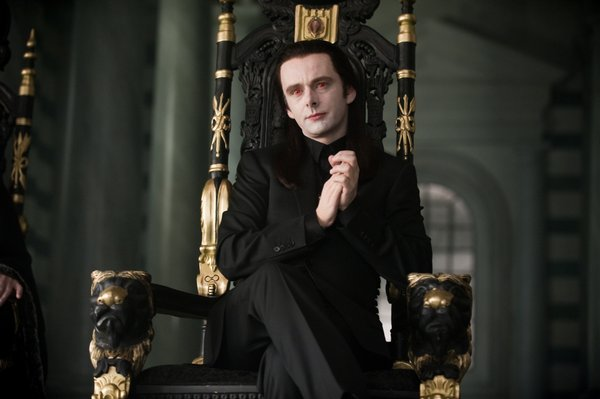 """Michael Sheen joins the Twilight cast in """"New Moon"""""""