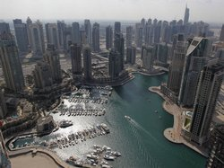 The United Arab Emirate of Dubai exploded onto the world stage with frenzied ...