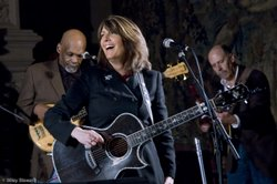Rick Blackwell, Kathy Mattea, and Bill Cooley