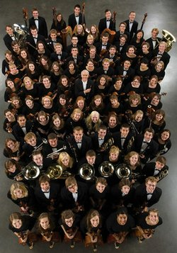 St. Olaf Orchestra 2009-2010
