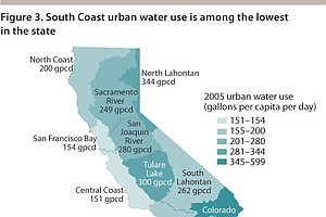 Group Says California Water Myths Distort Policy Debate