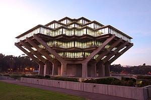 UCSD to Launch Celebration for 50th Anniversary of Geisel Library