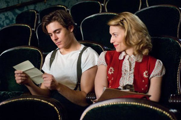 "Zac Efron and Clare Danes in ""Me and Orson Welles"""
