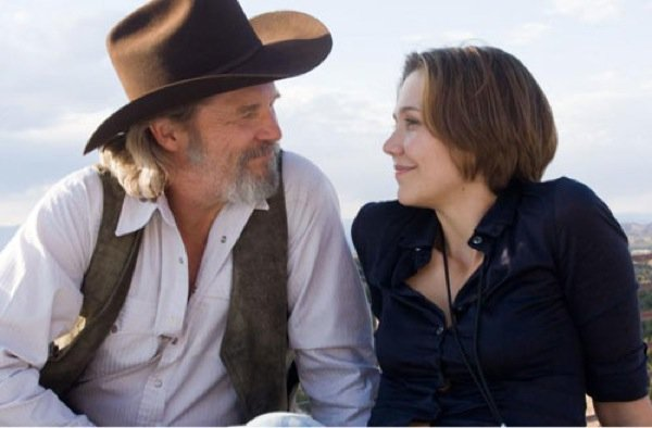 "Jeff Bridges and Maggie Gyllenhaal in ""Crazy Heart"""