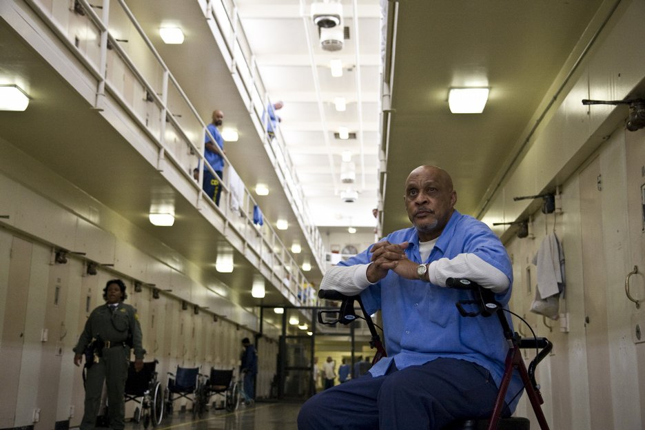 Triple Aaa Number >> Photos From California's Largest Prison Medical Facility | KPBS