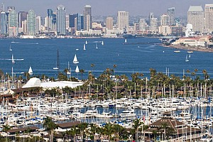New San Diego Port Chairman Wants To Focus On The 'Blue E...