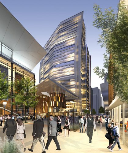 Renderings Of Proposed Downtown San Diego Projects Photo